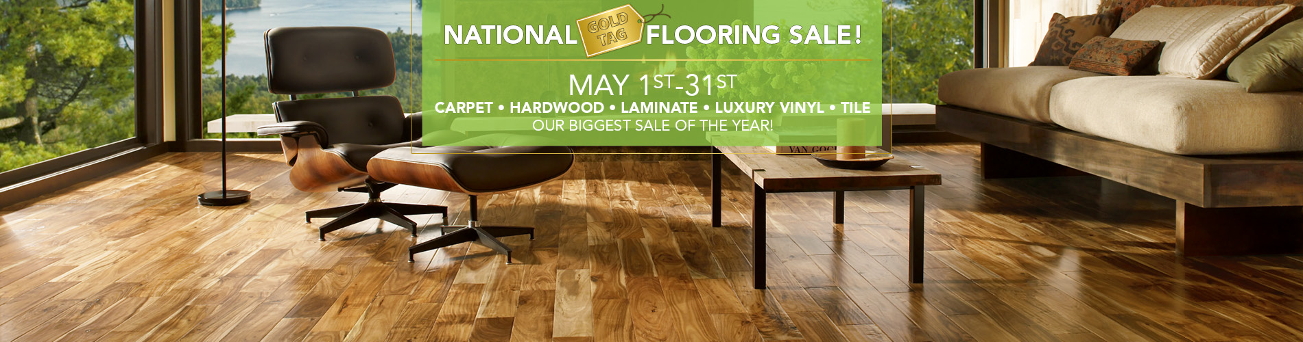 Flooring On Sale | One of the Largest Selections of Carpet, Tile ...
