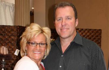 Pam & Ken Schlagheck